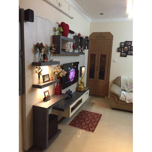 Modern Tv Wall Units Designing Service Provider From Chennai