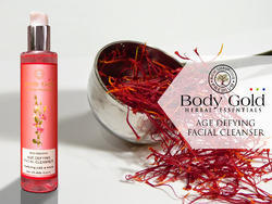 Luxurious Herbal Age Defying Facial Cleanser