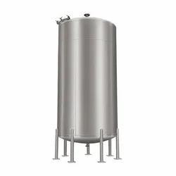 Steel Storage Tanks Fabrication Service