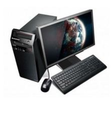 Lenovo Thinkcentre Edge Desktop Black