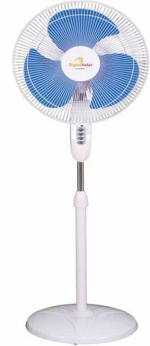 Plastic Fibre Solar Stand Fan Rs 1650 Piece Sun Digital
