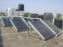 Stainless Steel Solar Water Heating System, Warranty: 5 Years