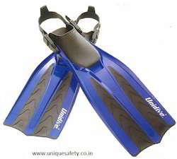Blue Unidive Diving Fins