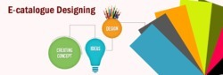 E Catalog Designing Service