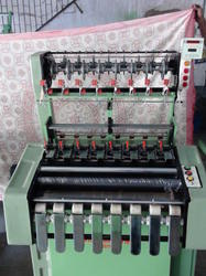Gripper Tape Needle Loom Machine