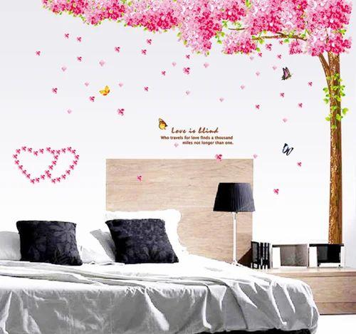 wholesaler of wall stickers & pvc wall stickerprint india
