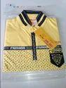 Big Boy Junior T shirt yellow