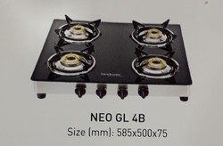 Hindware NEO GL 3B Glass Cooktop