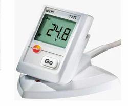 Digital Data Logger Testo Temperature Data Logger, To Pc, For Refrigirators, Cold Chains