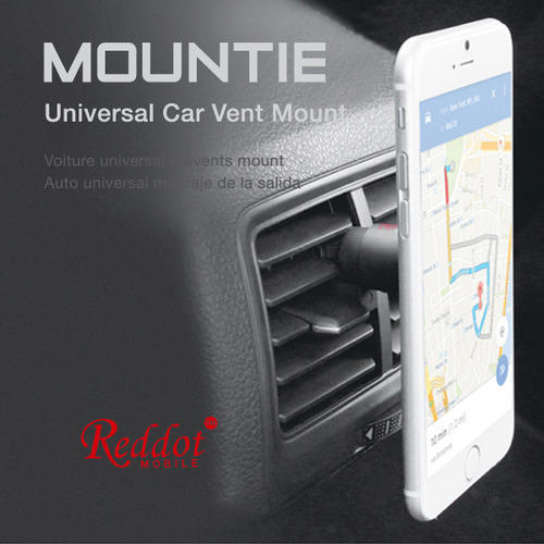 Reddot Magnetic Universal Car Mobile Holder for AC Vent