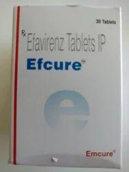 Efcure Efavirenz Tablet