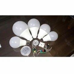 9W Syska Type LED Bulb Raw Material