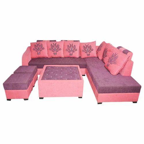 L Shaped Corner Sofa Set at Rs 20000 /set | L Shape Sofa Set | ID ...