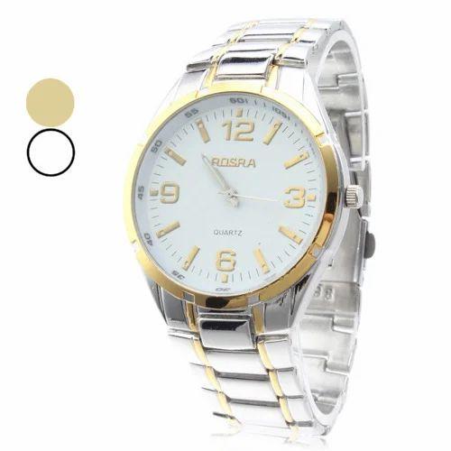 Men' s Watch Circle Cute Mix Automatic Length 22cm Alloy