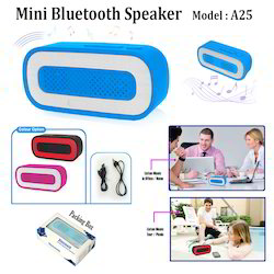 Mini Bluetooth Speaker, Model No.: A-25