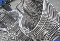 Stainless Steel 317 Coil Tubing