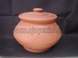 Clay Dahi  Pot