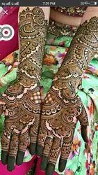 Female And Male Mehndi Designer
