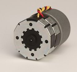 Reversible Stepper Motors Round Gearbox