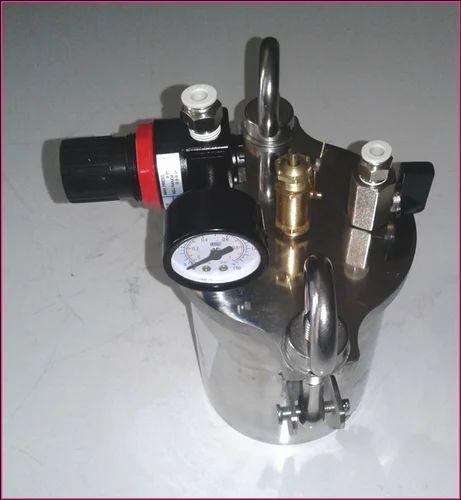 Amspa Stainless Steel Pressure Pot
