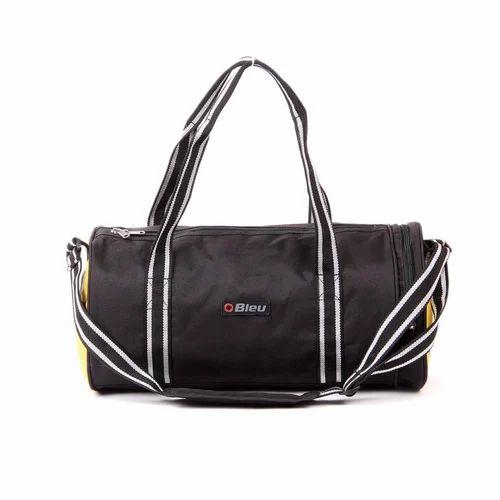 9b424b6bd6f Duffel Bags - Sky Blue Gym Duffel Bags Manufacturer from Delhi