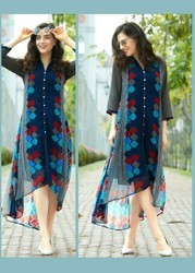 Designer Party Wear Kurti