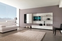 Simple Living Room Interior Decoration Service