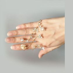 designer finger ring finger rings south extension part 2