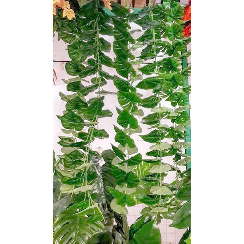 artificial green creeper leaves at rs 250 /piece | artificial leaves