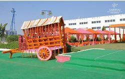Marriage Contractor Stage Decoration