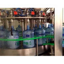Automatic Jar Washing Filling Capping Machine