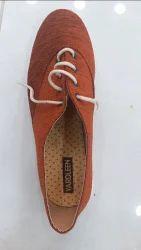 Velvet Cloth Girls Shoe