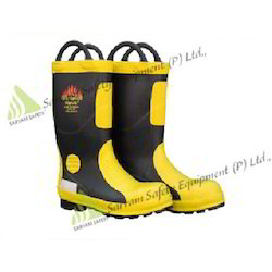 Fire Fighting Boots
