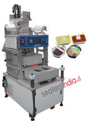 Automatic Tray Sealing Machine with Vacuum / Map