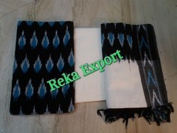 Black Ikat Suits
