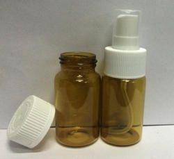 40 ml Tublar Glass Vials