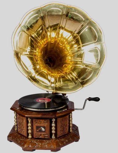 Hmv Gramophone Phonograph At Rs 8350 Piece Gramophone