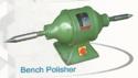Heavy Duty Bench Polisher: 1HP/3Phase