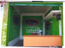 Milk Shop Painting Services