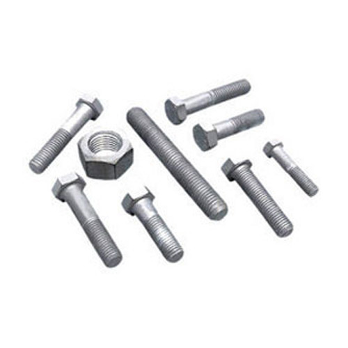 Galvanized Hex Nuts And Bolts