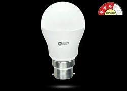 Round Orient 7 Watt Led Bulb, Base Type: B22