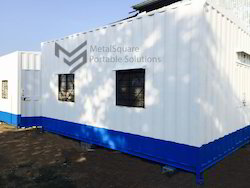 Commercial Portable Cabins