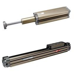 Telescopic Cylinder & Rodless Cylinder