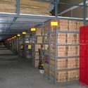 Mezzanine Floor Shelving Rack