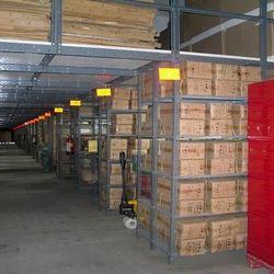 Mezzanine Floor Shelving Rack