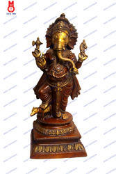 Ganesh Standing Leg on Mouse