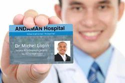 Doctor ID Card Printing Service