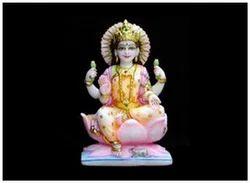 Marble Lakshmi Sculpture
