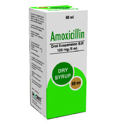 Amoxicillin Syrup
