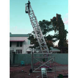 Tiltable Aluminum Ladder